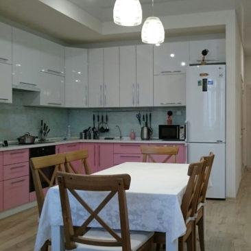 Отделка квартиры-студии в ЖК Кантемировский